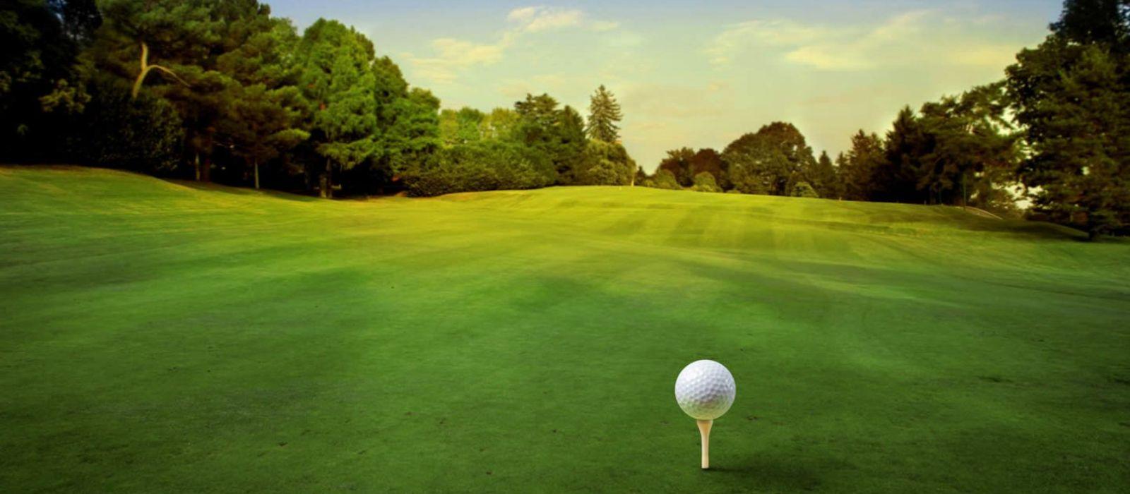 Golf Course at Bracken Hotel, Balbriggan Dublin Ireland